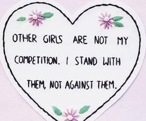 girl, quotes, and girl power image