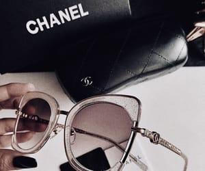 chanel, sunglasses, and fashion image
