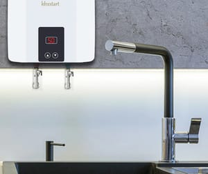 heater, instant, and water image