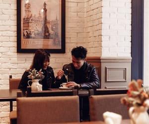 cafe, crush, and cuddle image