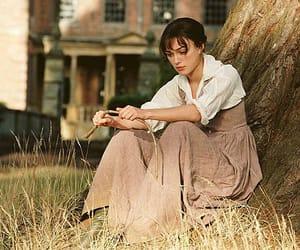 elizabeth bennet, jane austen, and pride and prejudice image