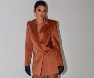 kendall jenner and fashion image