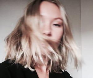 girl, model, and teen image