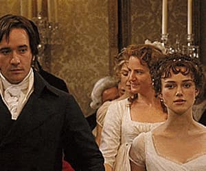 dance, Matthew Macfadyen, and mr darcy image