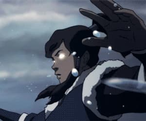avatar, bending, and gif image