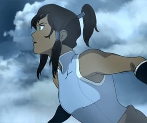 avatar, the legend of korra, and korra image