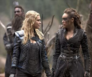 clarke, the hundred, and eliza taylor image