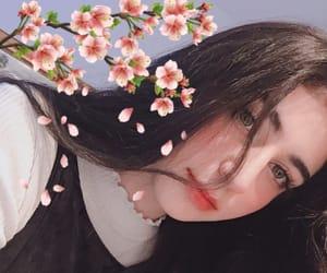 aesthetic, girls, and kfashion image