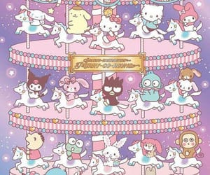 hello kitty, kawaii, and lindo image