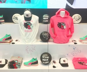 florida, south beach, and puma hoops image