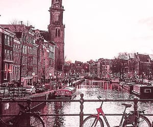 amsterdam, photography, and buildings image