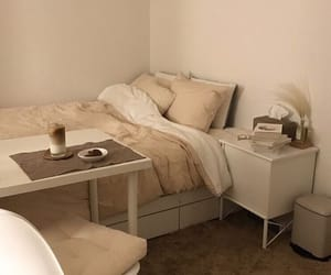 aesthetic, beige, and furniture image