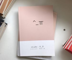 pink, book, and aesthetic image