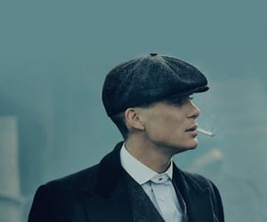 cilian murphy, peaky blinders, and tommy shelby image