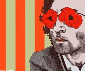 1970s, art, and john lennon image