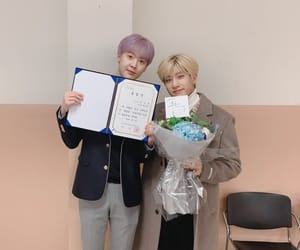 graduation, astro, and maknae image