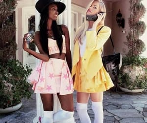 Clueless, costume, and Halloween image