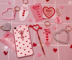 aesthetic, cupid, and hearts image