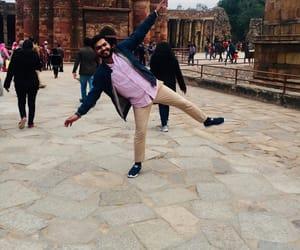 delhi, travel, and bharat image
