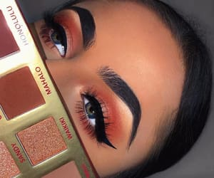 ojos and brows image