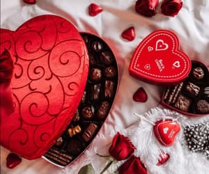 chocolates, cozy, and february image