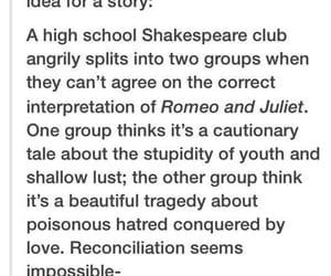 idea, juliet, and romeo image