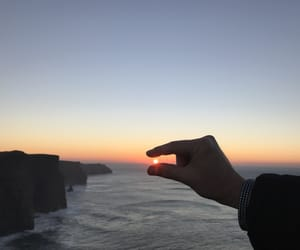 cliffs, cliffs of moher, and ireland image