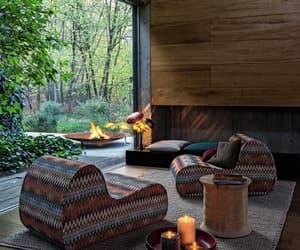boho, home, and living room image