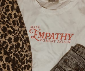 clothes, empathy, and jeans image