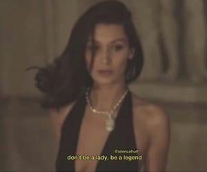 bella hadid, bella, and model image