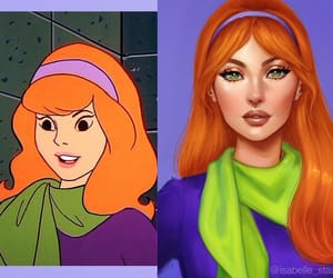 daphne, scooby-doo, and dafne image