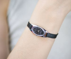 etsy, mechanical watch, and watch for women image