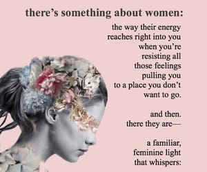 art, quote, and women image