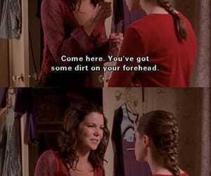 funny and gilmore girls image