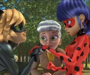 Adrien, cartoons, and Chat Noir image