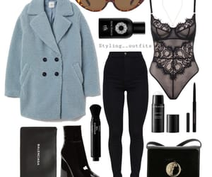 Balenciaga, bodysuit, and outfit image