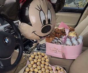 gift, luxury, and minnie image