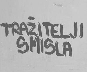 balkan, grafiti, and quotes image