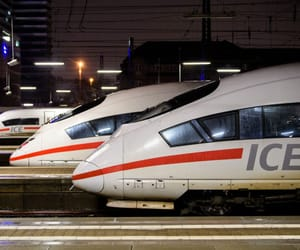 germany, trains, and zug image