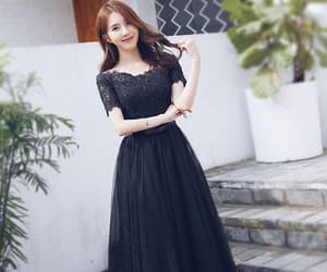 ball gown, formal, and ballgown image