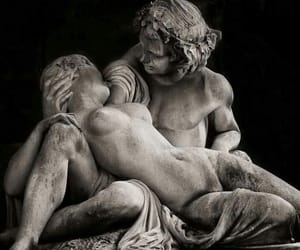 body, love, and sculpture image