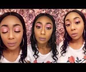 makeup, makeup tutorials, and youtuber image