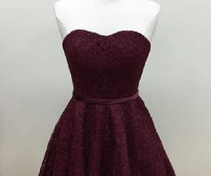 homecoming dresses, lace homecoming dresses, and simple homecoming dresses image