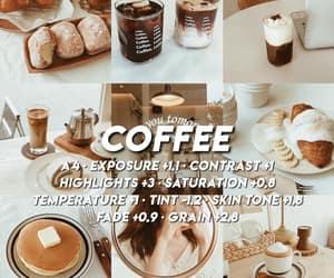 coffee, editing, and feed image