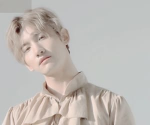 aesthetic, changmin, and tan image