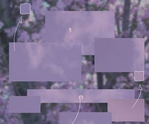 aesthetic, lilac, and plant image
