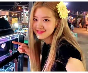 lisa, rose, and blackpink image