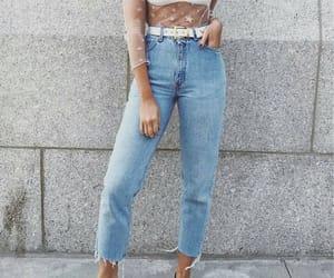 mom jeans image