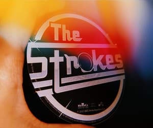 cd, the strokes, and is this it image