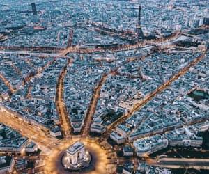 beautiful, paris, and place image